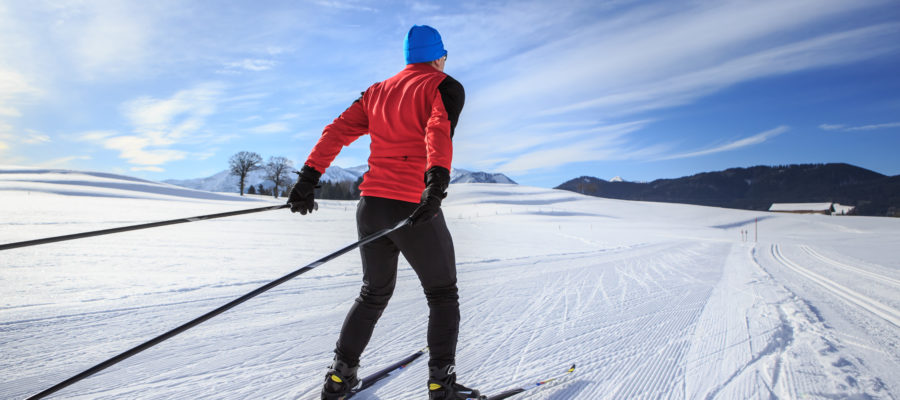 Cross-Country Skiing in Granby, Colorado