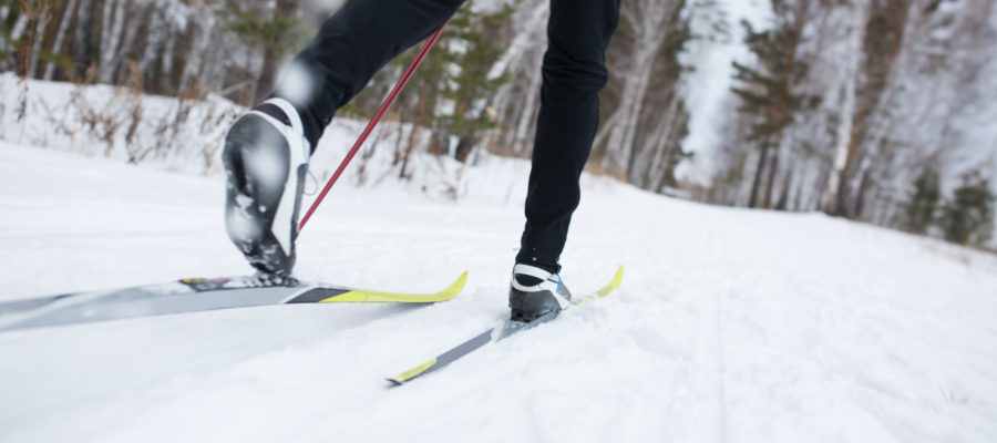Cross-Country Skiing in Pagosa Springs, Colorado