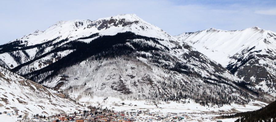 Cross-Country Skiing in Silverton, Colorado