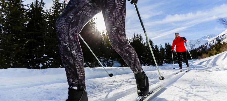 Cross-country skiing Bretton Woods